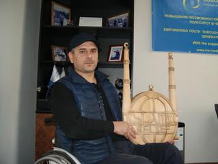 Мастерская по бесплатному ремонту инвалидных кресел