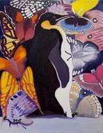 Penguin and Butterflies.jpg