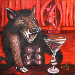 As Usful As A Boar With Six Tits