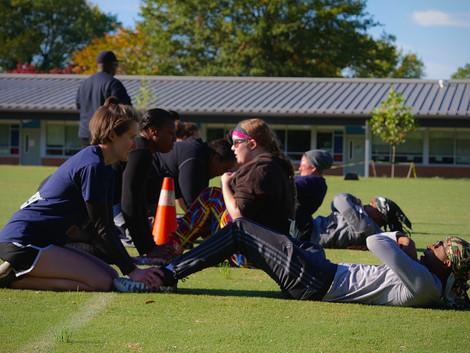 Richmond Black Widows Tryouts