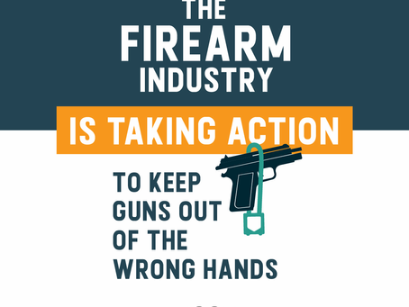 5 ways the Firearms industry is taking action for safety
