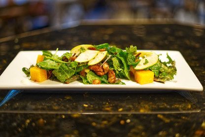 Kale and Butternut Squash Salad