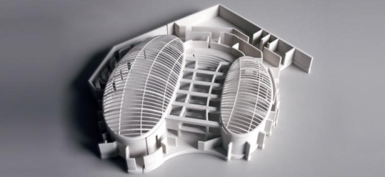 Architectual Mono Model