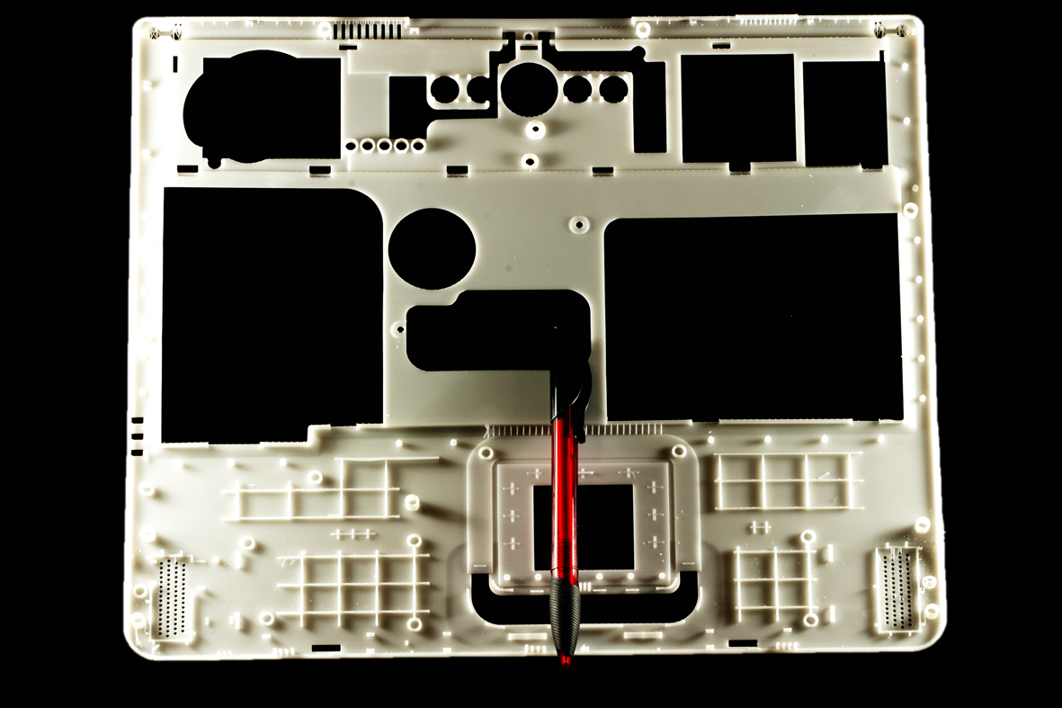VisiJet Flex Laptop casing