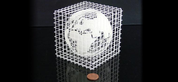 visijet crystal globe model details