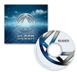 Kleen Music CD packaging