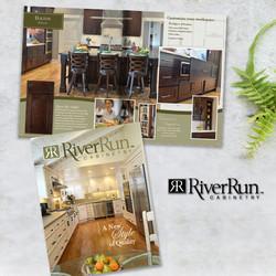 RiverRun Cabinetry brochure