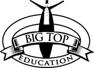 Logo Design, branding, BigTop, susantowercreative.com