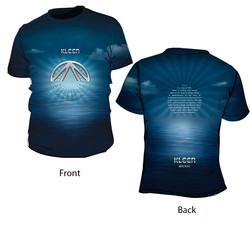 kleen music-tshirt design