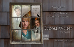 Ghost Writer website