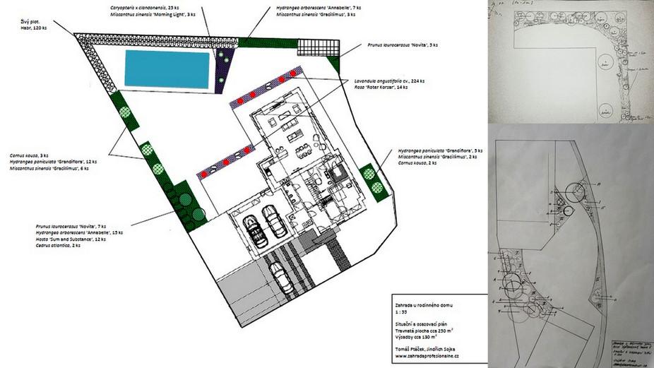 Projektování a konzultace