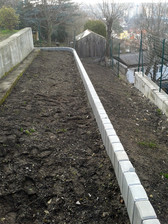 Produkční zahrada