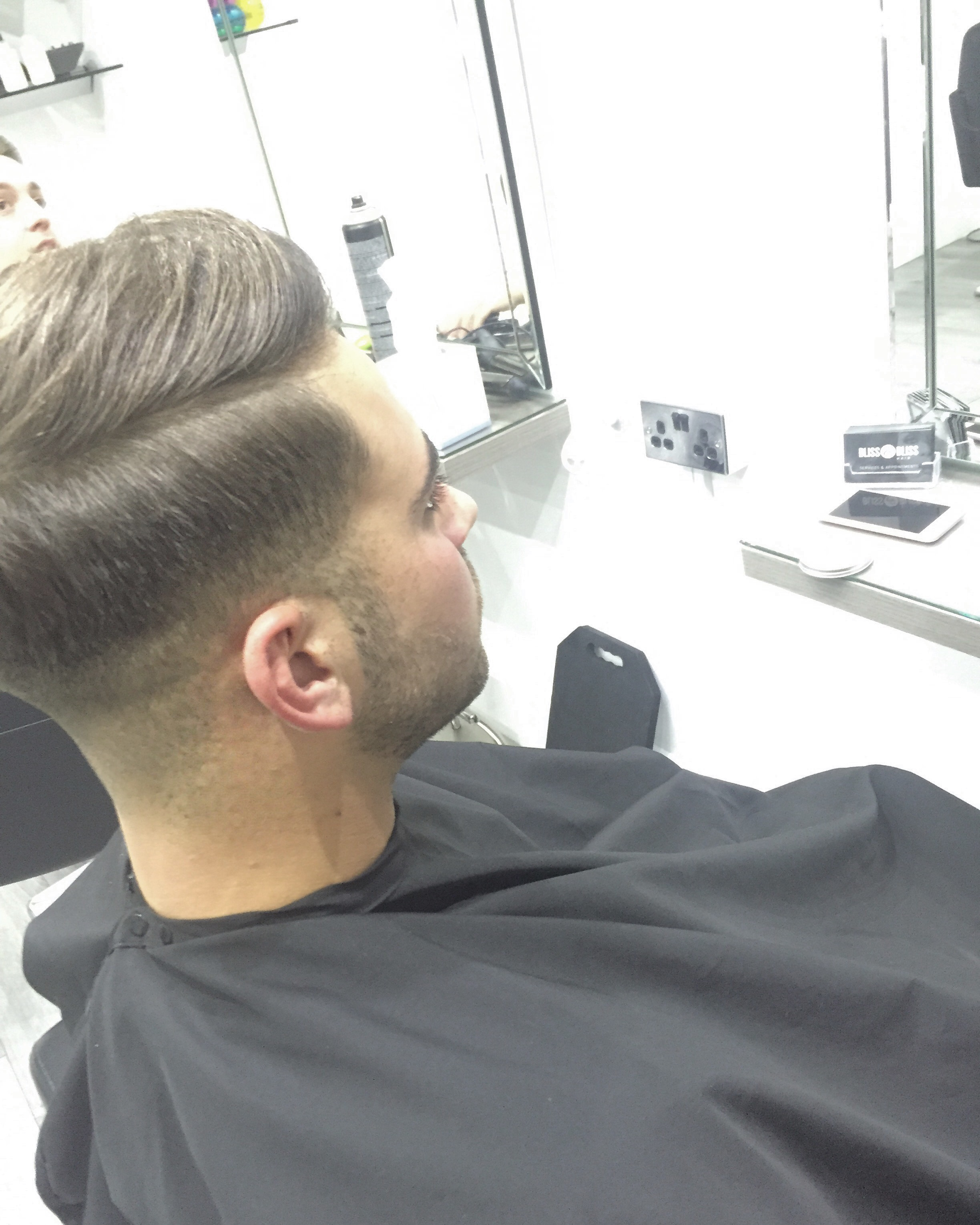 mens hair stoubridge