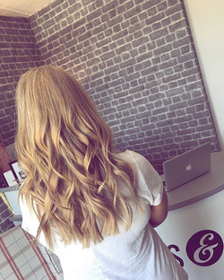 Blonde and Waves for _rachhargy 💥__Colour by Jill_Cut and style by Lawson
