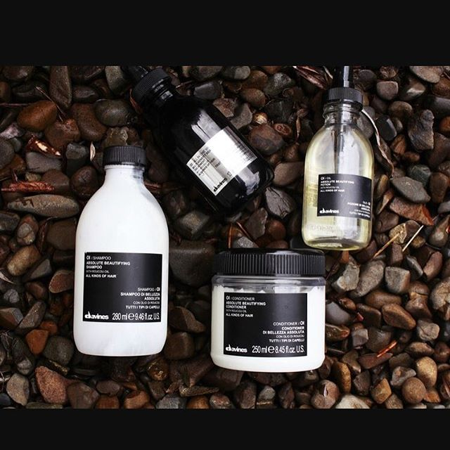 OIL, a refined multi-purpose oil launched by Davines in 2011 that is a perfect synthesis o
