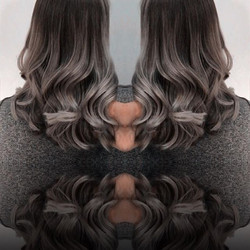Steel grey 💁__Colour by Jill _Call today to book on 01384 397463