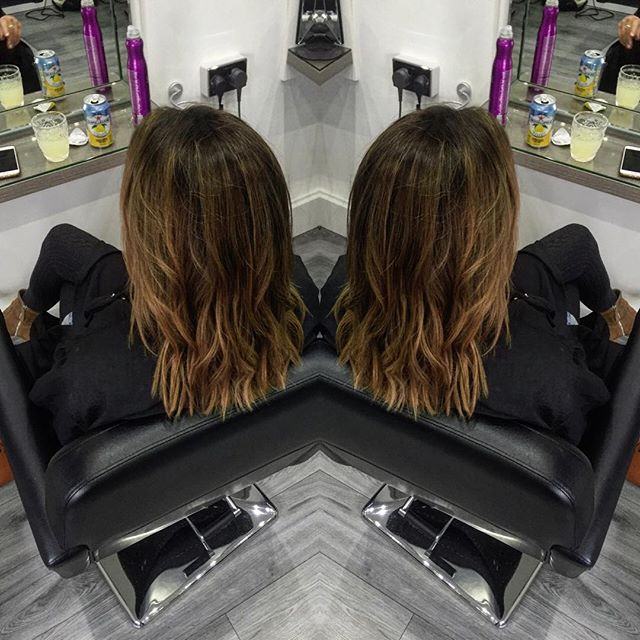 Today's blowdry & style for _masseydaws ✔️💁 Call 01384 397463 to book now