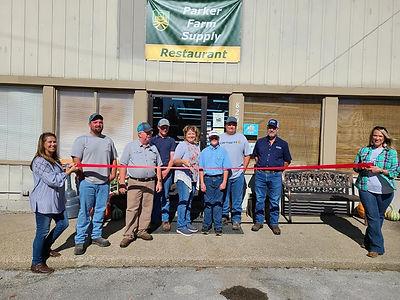 Parker Farm Supply Ribbon Cutting.jpg
