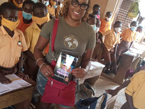 Atlanta-based Nonprofit Uses the FirstSummer Post-Lockdown to Adopt and VisitTwo Ghanaian Primary