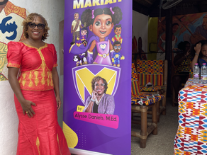 Adventures with Mariah International Book Launch