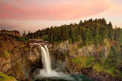 Snoqualmie Falls & Salish Lodge