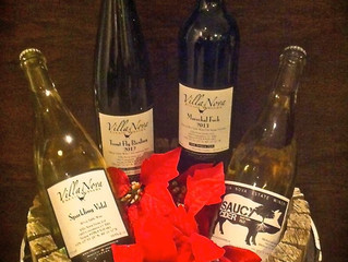 And Then There Were 10… Villa Nova Estate Winery Releases Nouveau Wine on November 21st, 2013