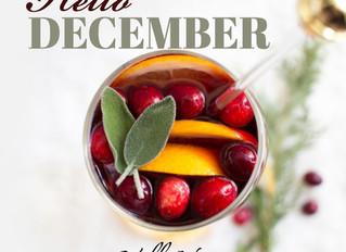 Hello December!