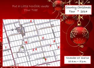 Villa Nova Winery & the Country Christmas Tour 2014 Nov 15-16