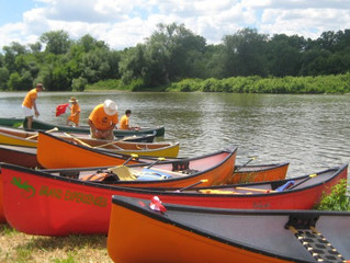 June 21: Day of 1000 Canoes – Caledonia to Cayuga