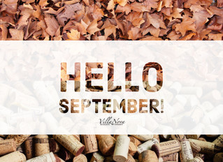September at The Winery!