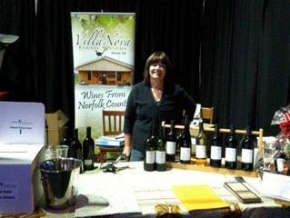 Villa Nova Estate Winery at Norfolk County Fair
