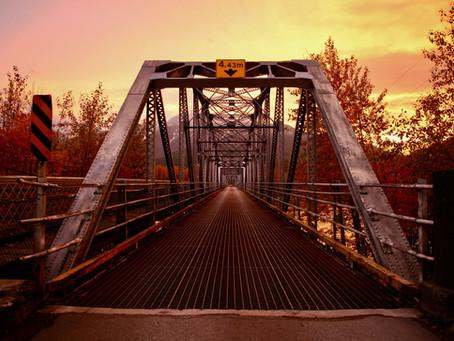 Le parcours: La Highway 1 Trans-Canada