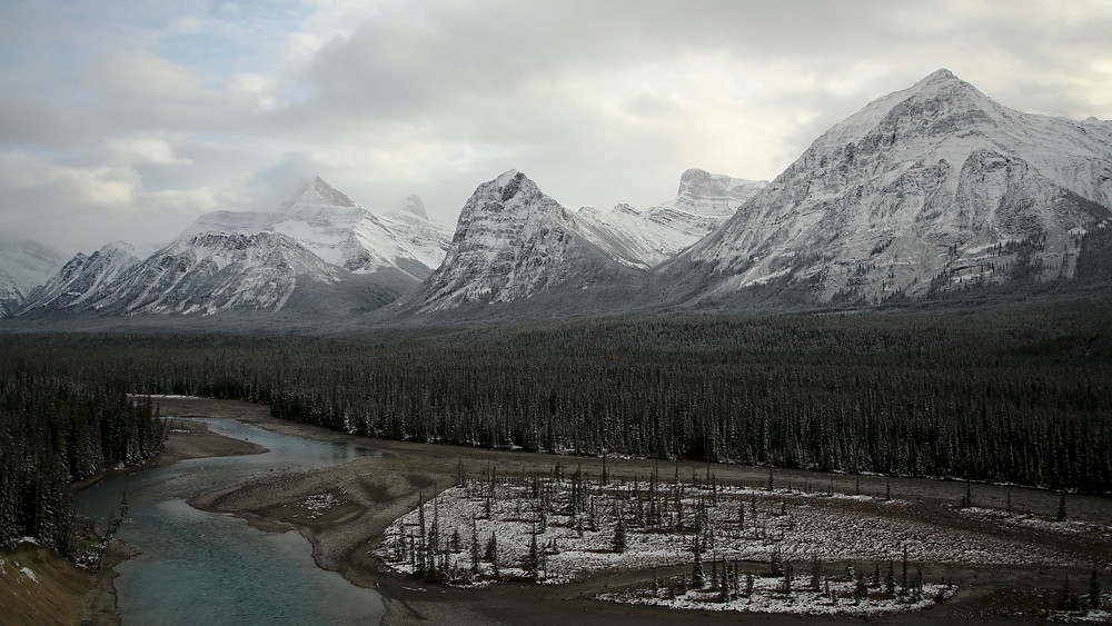 Icefield Parkway Canada