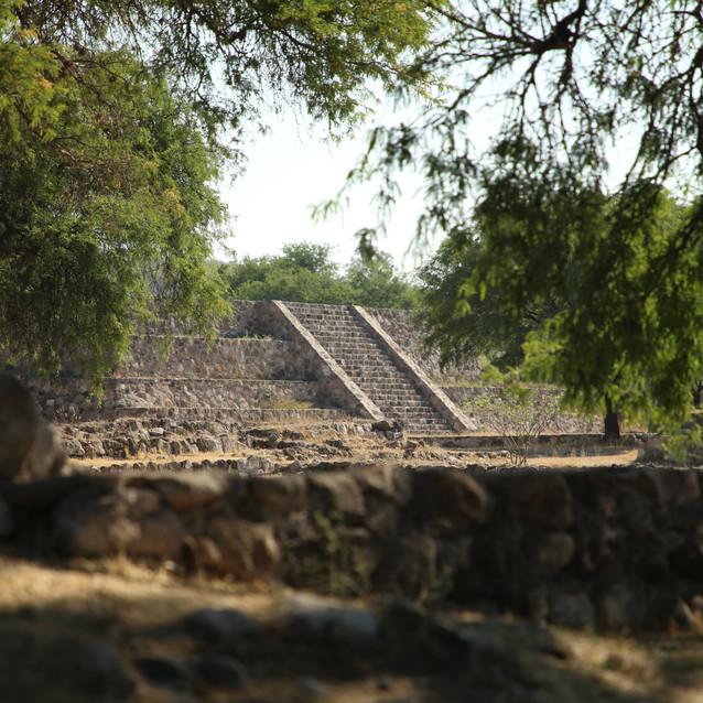 Temple perdu