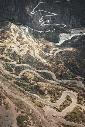 Route péruvienne