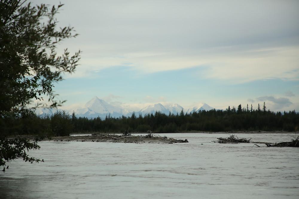 Alaskan Range - Alaska