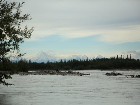 Le parcours: La Richardson Highway et l'ALCAN Highway (Alaska - Canada)