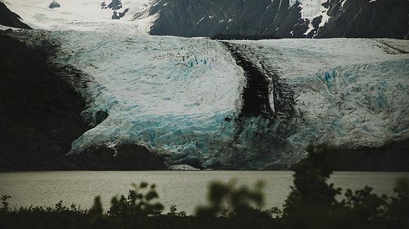 Glaces d'Alaska