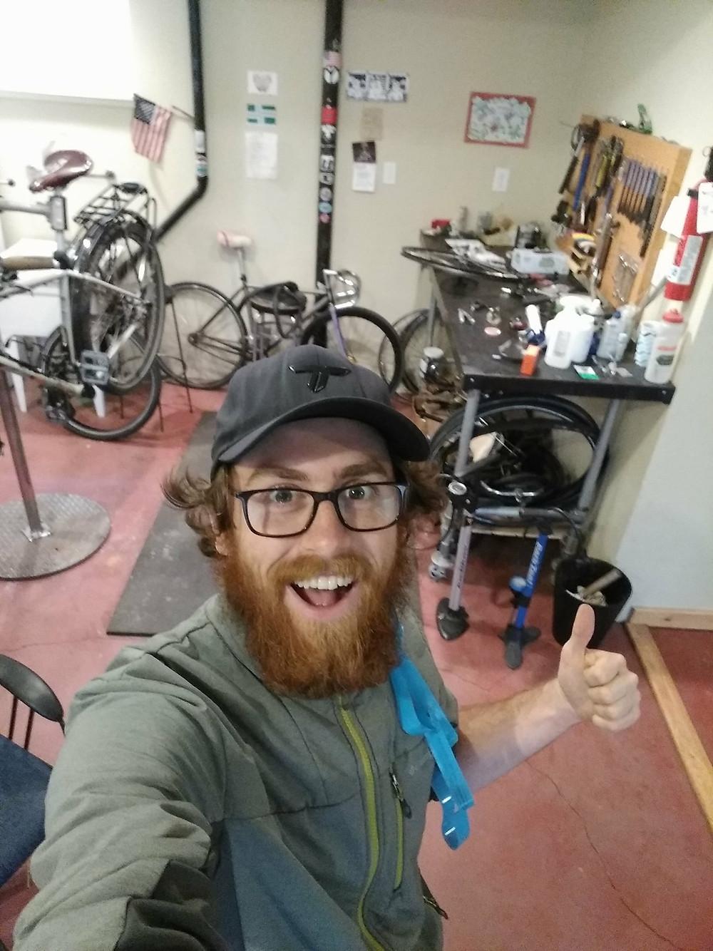 Atelier vélo Portland