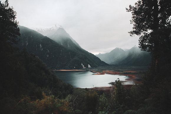 Brume de Patagonie