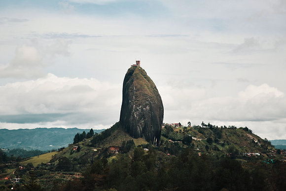 Monolithe de Guatape