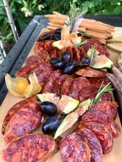 Tabla Chorizo Iberico
