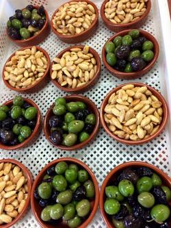 Oliven gemischt