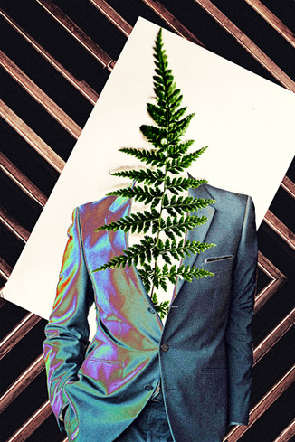 A fern man