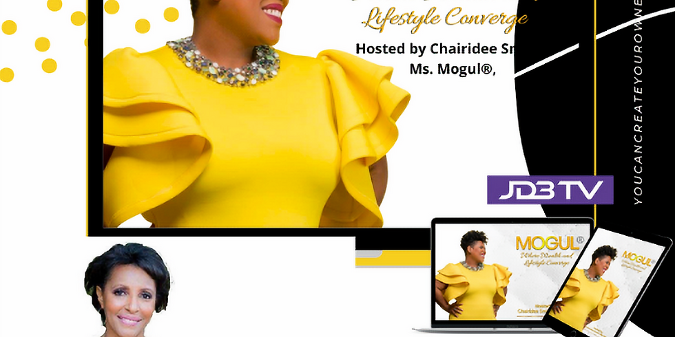 Mogul™ Talk Show: Transformational Leadership. How to Elevate Your Profile with Eva Medilek