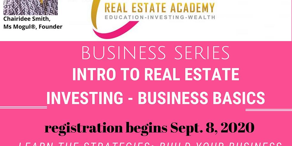 MoguL-U Real Estate Academy - Class Orientation