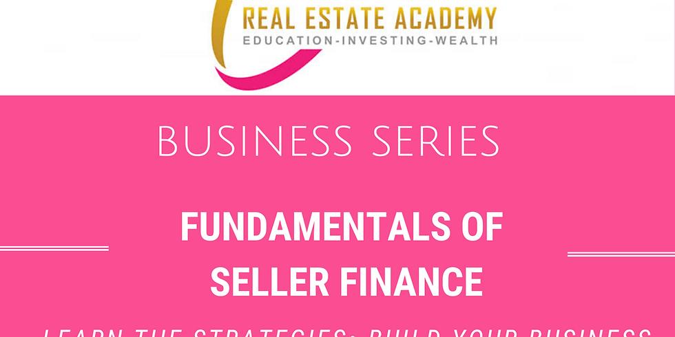 Fundamentals of Seller Financing-Business Series