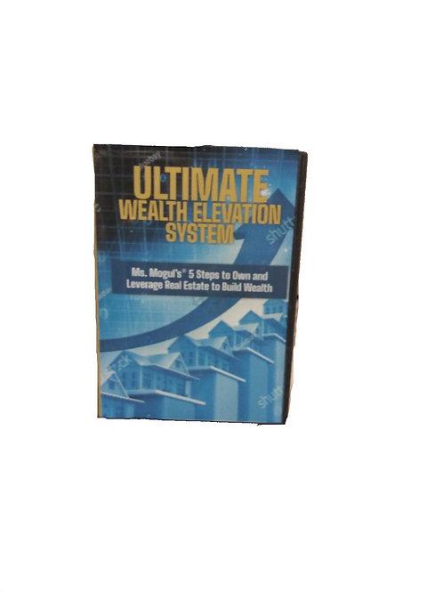 Ms. Mogul's® Ultimate Wealth Elevation System for Novice  Real Estate Investors®