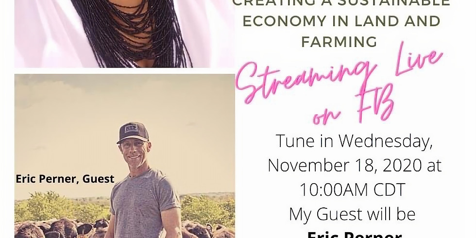 Lucrative Ways to Monetize Your Land with Regenerative Farming Expert, Eric Perner