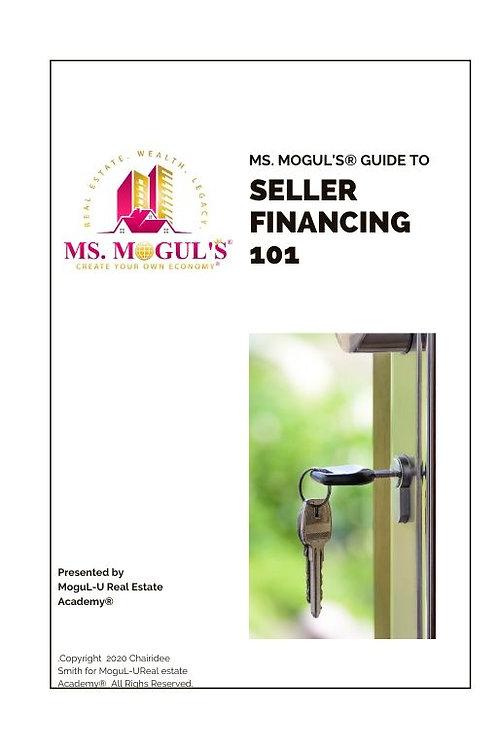 Seller Financing 101 For Buyers, Sellers & Investors